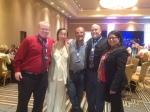 with CTP staffs